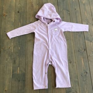 Lavender 7 for all Mankind one piece